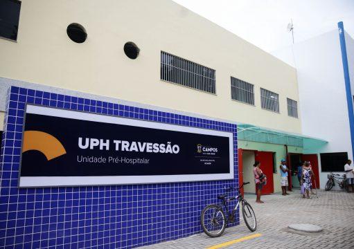 UPH de Travessão - Covid-19