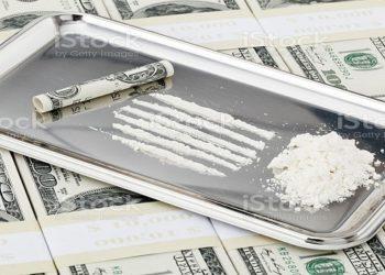 Britânicos ricos consomem cocaína ética