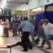Vídeo mostra deficiente mental sendo agredido e por motorista em rodoviária de MT (Foto: Reprodução)