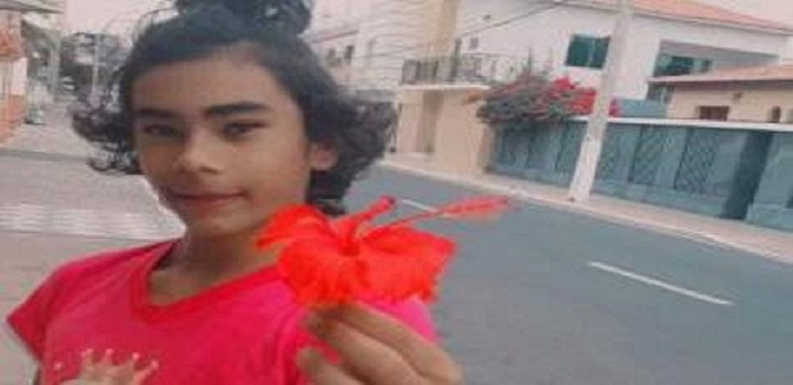 assassinato de adolescente Keron Ravach, de 13 anos, assassinada a pauladas em janeiro, no Ceará.