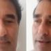 Luciano Szafir foi contaminado um dia antes de receber a vacina contra o coronavírus, de acordo com sua faixa etária.