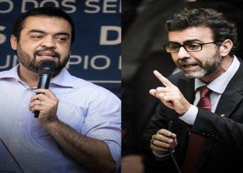 EXAME/IDEIA: empate entre Freixo e Castro por disputa ao governo do Rio
