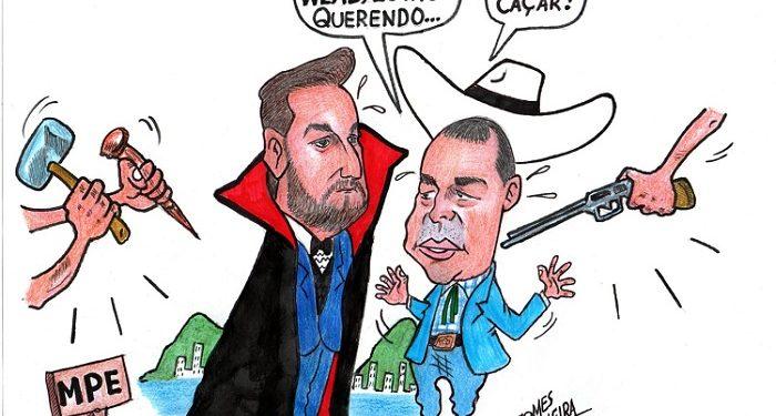 AIJE contra Wladimir Garotinho e Frederico Paes