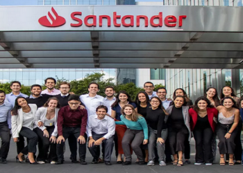 Santander abre inscrições para o Programa de Trainee 2022