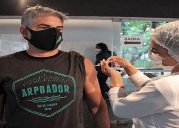 Niterói já vacinou mais da metade da população com as duas doses contra a Covid-19