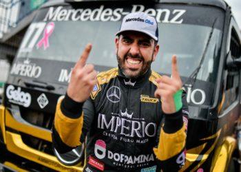 André Marques, Fórmula Truck: os negócios nebulosos do piloto patrocinado pela Cerveja Império
