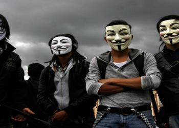 Interessados em participar do Anonymous não precisam ser da área de Tecnologia da Informação, mas sim concordar e defender os mesmos ideais do coletivo. (Foto: Divulgação)