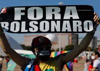 Protestos foram convocados pelo Movimento Brasil Livre (MBL) e o Vem pra Rua, que apoiaram Bolsonaro em 2018 e depois romperam com presidente