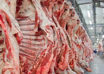 O veto da China à carne brasileira, que dura seis semanas, repercute no exterior.