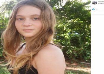 Jennifer Eduarda setembro foi encontrado às margens de uma estrada