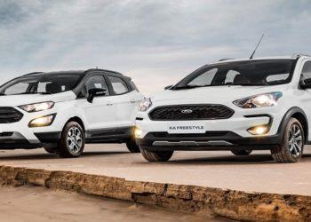 Ford poderá parar de fabricar KA e EcoSport