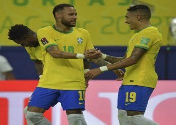 Brasil atropela Uruguai em Manaus pelas Eliminatórias Sul-Americanas